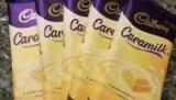 Шоколад Caramilk бари продають на eBay за дуже завищеними цінами
