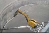 Демонтаж залізобетонних конструкцій: способи, технології, обладнання