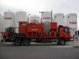 Цементировочный агрегат ЦА-320: технічні характеристики