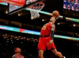 Ефектний алей-уп Хейза і потужний данк Била - серед найкращих моментів дня в НБА