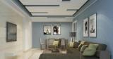 Дворівнева стеля в спальні: фото ідей, матеріали, особливості монтажу