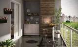 Дизайн кухні, поєднаної з лоджією: ідеї та варіанти, принципи поєднання, техніка виконання, фото