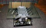 Стіл з двигуна - опис роботи