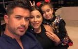 Экс-супруг Ани Лорак бизнесмен Мурат забрал дочь София и уехал с ней в Украине