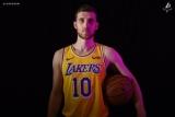 Михайлюк взяв участь у фотосесії для новачків НБА
